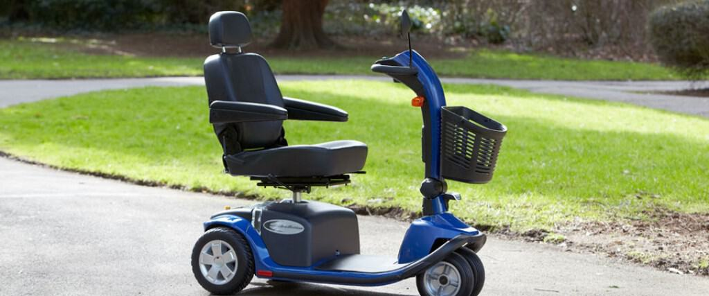 What Is A Mobility Scooter?