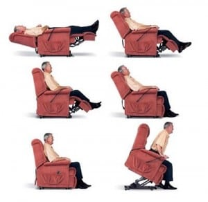 Rise recliner chairs in pictures
