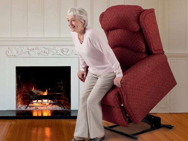 What is a rise recliner chair? & Riser Recliner Chair u2022 Buying Guide u0026 Prices u2022 Mobility Wise