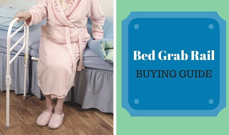 Portable Handrails For The Elderly : Bed grab rails buying guide mobility wise