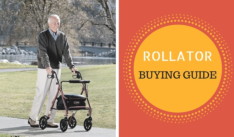 Rollators Walkers Buying Guide Amp Prices Mobility Wise