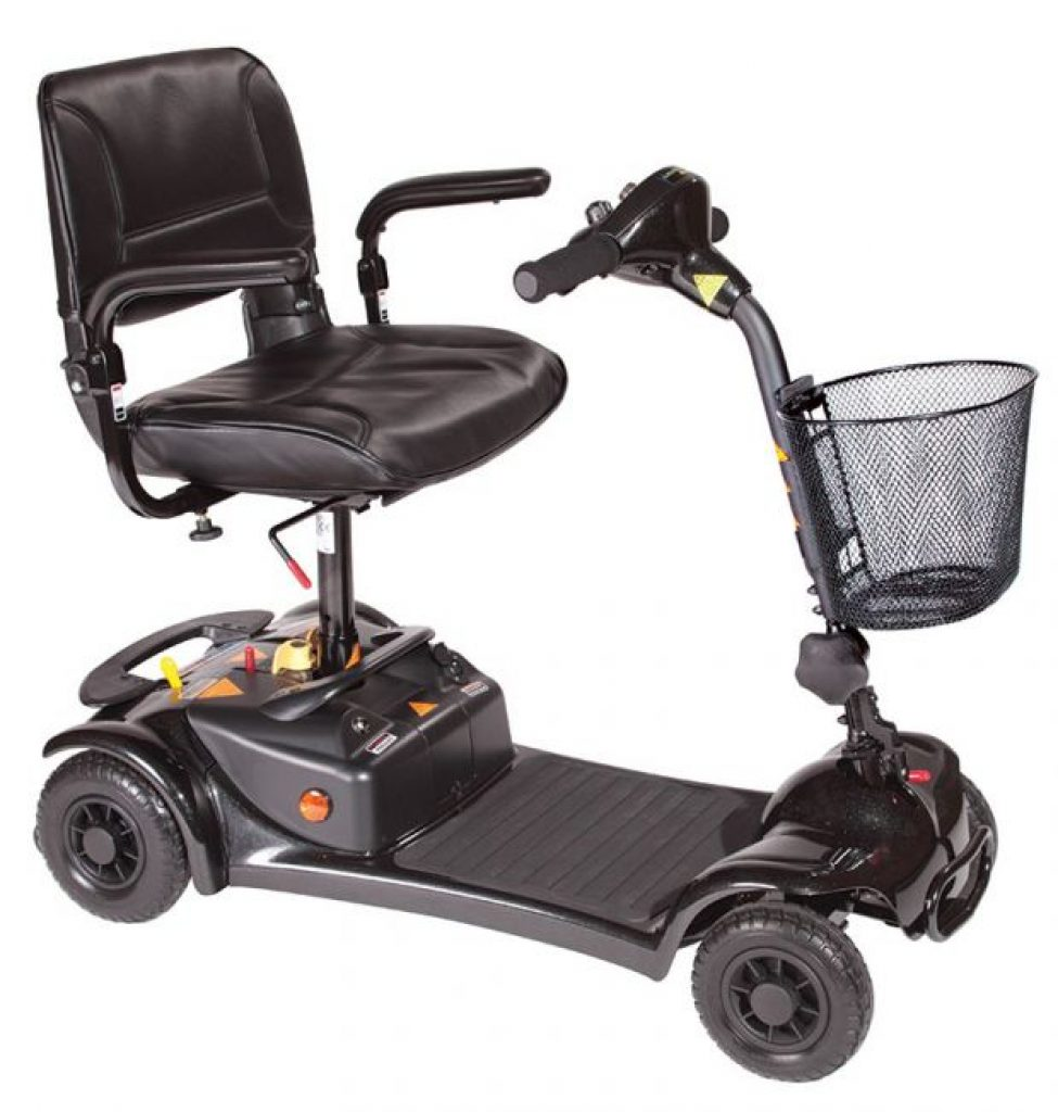 UltraLite 480 Portable Mobility Scooter-