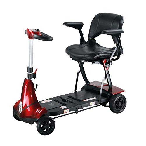 Mobie Plus Mobility Scooter (Red)