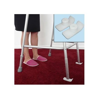 Good Ideas WALKER GLIDERS (757) Extra Stability & Mobility For Walkers OR Zimmerframes