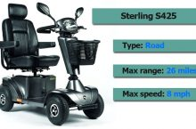Sterling S425 Scooter Review
